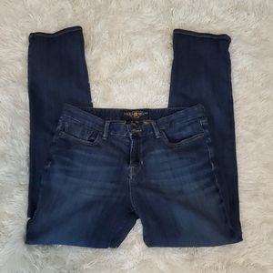 LUCKY BRAND Straight Ankle Jeans